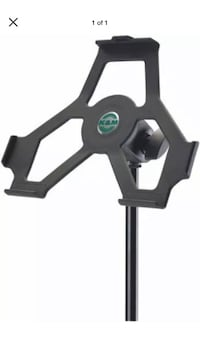 IPAD MICROPHONE STAND MOUNT