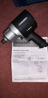Brand new husky impact wrench Montgomery Village, 20886