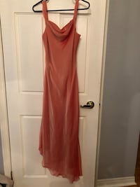 Coral formal dress - petit size 2 Vaughan, L4L 1A5