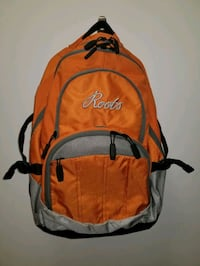 Roots laptop backpack