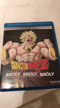 Dragonball Z Movie Broly Dunn Loring, 22182