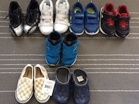 Toddler's shoes sz 8-10.5 Vaughan, L4H 3L9