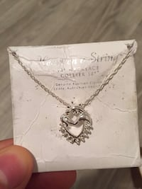 """18"""" Sterling Silver Necklace. Never worn.  Toronto, M4P 1A6"""