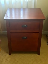 File Cabinet/table