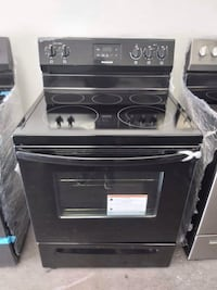 "Electric Range Stove 30"" Oven Kitchen Appliances Fogón Estufa Cocina"