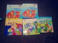 6 large board books Mount Airy, 21771
