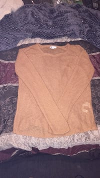 Light tan sweater from cotton on
