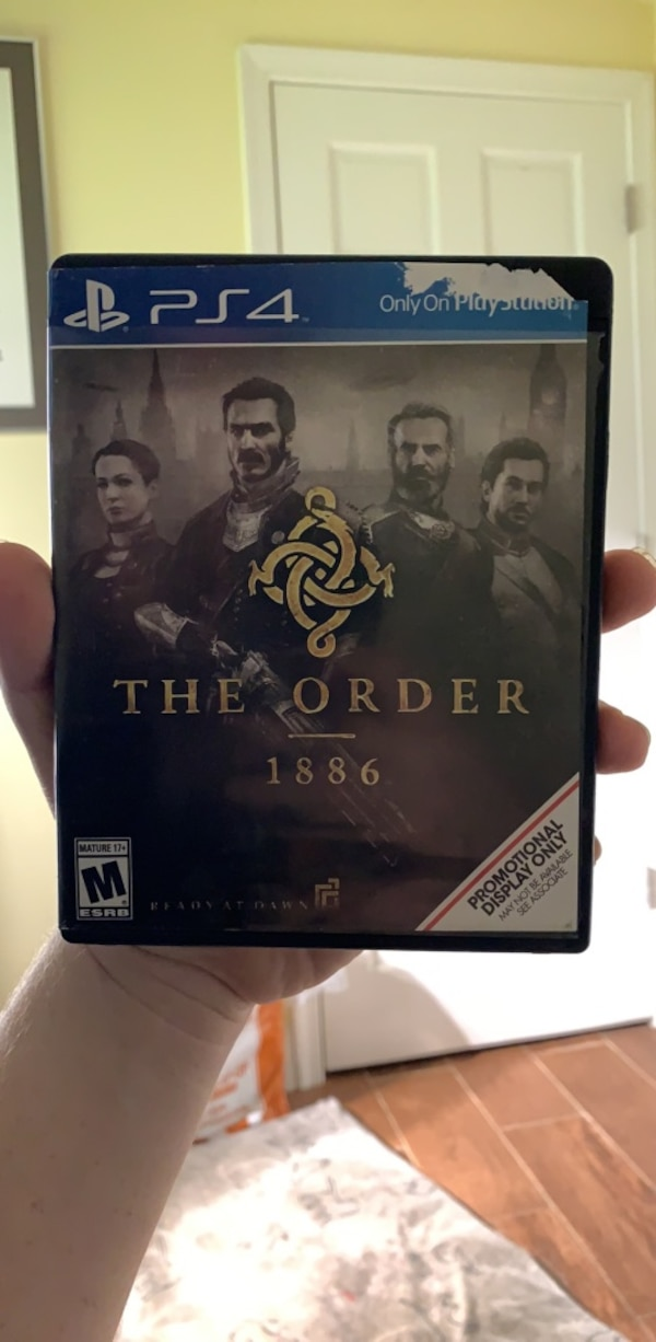The Order-1886 (PS4)