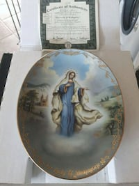 COLLECTOR PLATE 3816 km