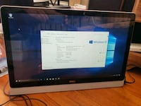 "24"" Dell Inspiron 24 all in one desktop, touchscreen! Works great Bristol, 02809"