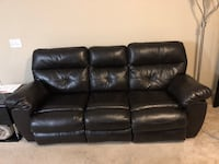 Leather Reclining Sofa Ooltewah, 37363