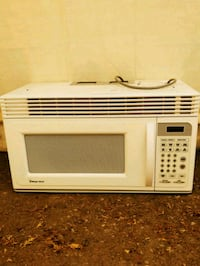 white General Electric microwave oven Gatineau, J9J 3T4