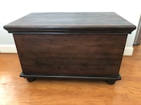 Antique Storage Trunk Arlington, 22201
