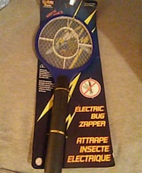 Electric fly-swatter/ The Bug Zapper Langley, V3A 4K7