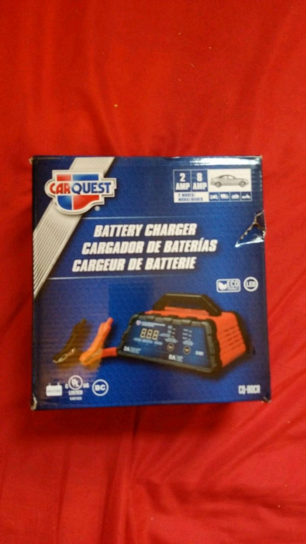 Used Carquest Battery Charger 6v 12v Vehicles For Sale In South