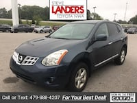 2013 Nissan Rogue S Rogers, 72758