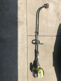Ryobi 4 cycle trimmer. Dog chewed the pull line handle but other than that it works perfectly Riverside, 92503
