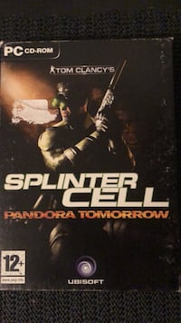Splinter Cell (PC) Cascinette d'Ivrea, 10010
