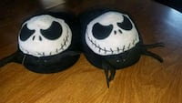 Jack Skellington slippers size L Midway, 37809