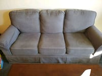 couch w/fold out bed and coffee table. New Rochelle, 10801