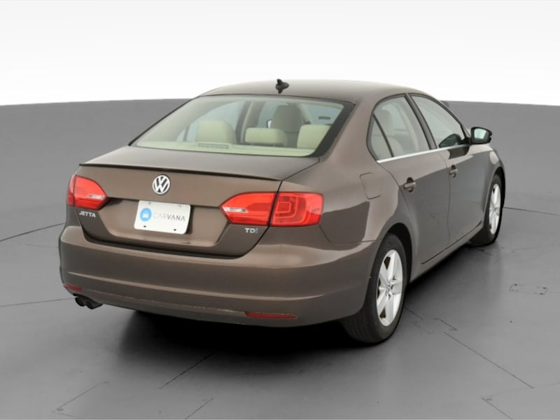 2013 VW Volkswagen Jetta sedan 2.0L TDI Sedan 4D Brown  396e7a2e-2fe8-4cdb-9269-ceadd396a138