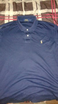 blue Polo by Ralph Lauren polo shirt
