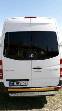2016 Mercedes-Benz sprinter 416 Hacettepe, 06230