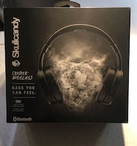 SKULLCANDY CRUSHER BLUETOOTH WIRELESS HEADPHONES  Calgary, T2B 0K1
