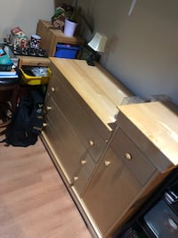 Solid Wood Changing Table Richmond Hill, L4S 2H4