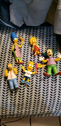 2007 The Simpsons Figures Toronto, M3M