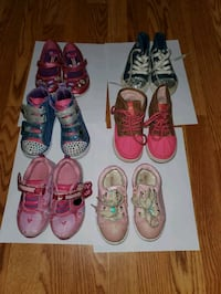 Various  toddler shoes size 6-7 Chantilly, 20151