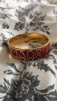 Marc by Marc Jacobs bracelet  3730 km