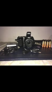 Used Nikon Coolpix L340 & ACCESSORIES (Bundle) null