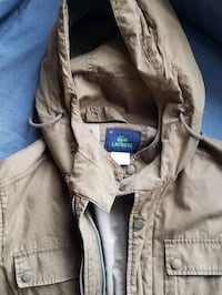 Lacoste trench coat