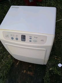 Kenmore Dehumidifier 70 pint works well, used  as