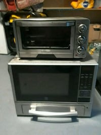 gray and black microwave oven Mineola, 11501