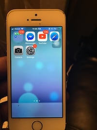 silver iPhone 5s New York, 11213