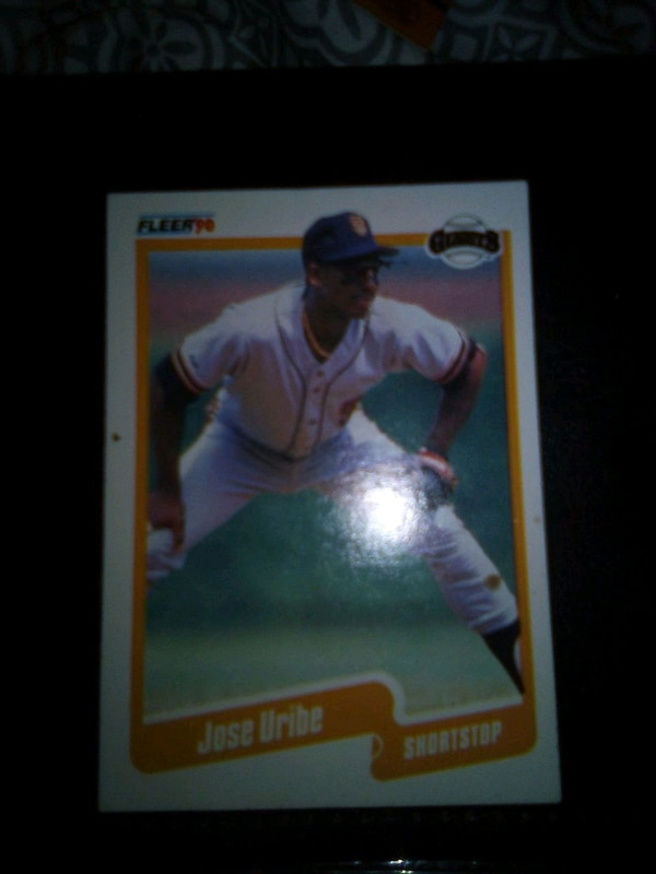 Used Jose Uribe Card At Your Finger Tips For Sale In Osceola Letgo