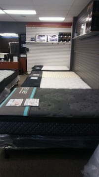 Big mattress blowout! New queen sets available now