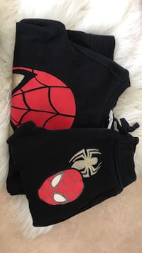 Spiderman-set