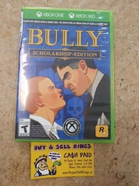 XBOX One Bully game Ajax, L1S 4E5