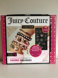Juicy Couture Chains & Charms Toronto, M8Z 4Z4