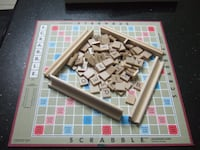 scrabble board game Toronto