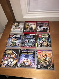PS3 games  Pickering, L1V 1N8