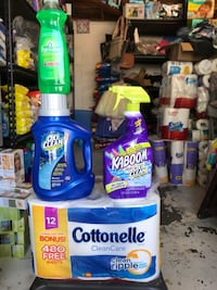 home cleaning product lot