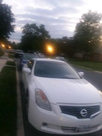 white Nissan Altima Hybrid coupe Mount Airy, 21771