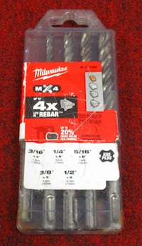 Milwaukee Carbide Bit Kit Norfolk