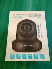 Amcrest ProHD WiFi security wireless IP camera Rockville