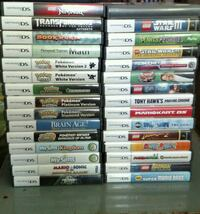 Nintendo DS CASES+MANUALS Wanamingo, 55983