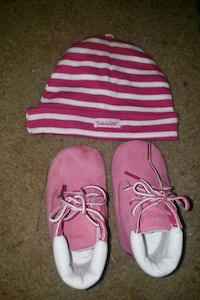 0-9 months timberland shoes size 3.  Fayetteville, 28301